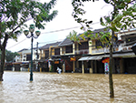 Flood in Hoi An